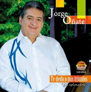 Vallenatos, Jorge Oñate