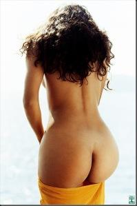 Renata Santos desnuda