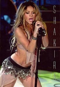Las tetas de Shakira