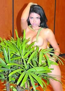 Ecuatorianas Famosas desnudas en Playboy