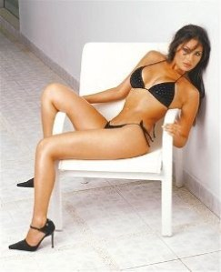 Angie Sanclemente Valencia desnuda en Playboy