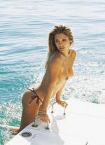 Flavia Alessandra desnuda