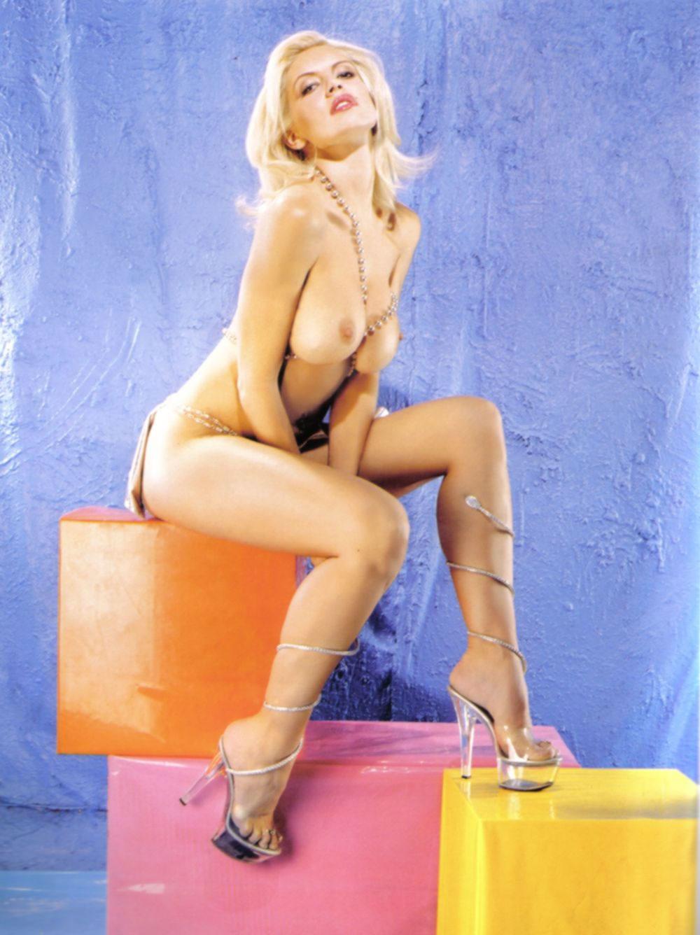 Es tiempo de sarah desnuda