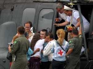 Soldado liberado