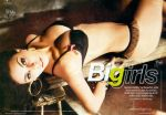 La Mapacha Denisse Padilla desnuda en Playboy