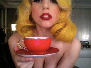 Lady Gaga desnuda en Twitter