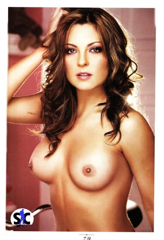 Mariana Ochoa Lo Bueno Se Repite El Desnudo Que Enloqueci A Los