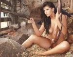 Mirely Barzola desnuda