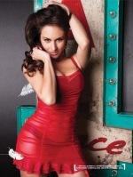Wendy Braga desnuda en Playboy