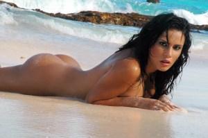 Andrea Rincón desnuda