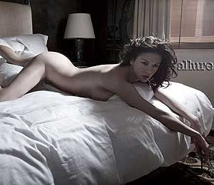 Famosa desnuda