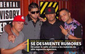 Reggaetoneros