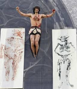 Crucificado en Viena