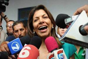 Presidenta de Costa Rica