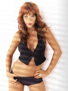 María Fernanda Yepes desnuda