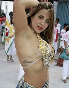 Ex novia de Adriano
