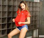 Bailarina chilena