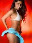Viviana Araujo desnuda