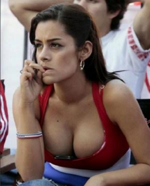 Paraguayas desnudas